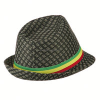 Free sample kangol fedora hats wholesale