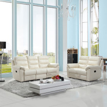 Modern leather sofa living room <strong>furniture</strong> 3+2+1 real leather recliner electric genuine Leather Sofa Set