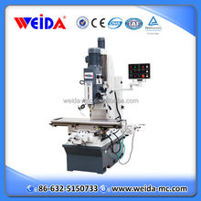 bed type milling machine ,milling drilling machine XZ5150 with high quality,milling machine lubrication for sale