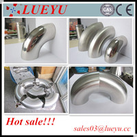 CE/ISO stainless steel rotating pipe fittings