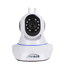 720P HD Net Security IP Camera IR Night Vision Webcam smart home sd card 128gb hd ip camera factory price