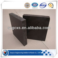 Plastic wear resistant black high density polyethylene uhmw sheet properties