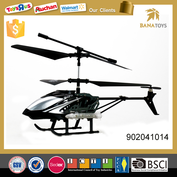 Alloy 3 channel remote control model rc airplane