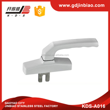 Aluminium Die Casting White Door Knob Window Handle Accessory Made In China(KDS-A016)