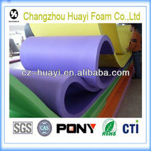 closed cell rubber eva foam sheet 10mm