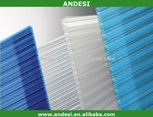 hollow sheet polycarbonate 4mm