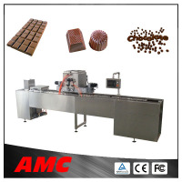 Chocolate moulding machine for cafe' restaurant and family