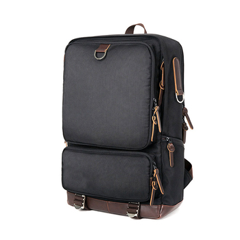 Not easy to dirty outdoor charging backpack laptop bag