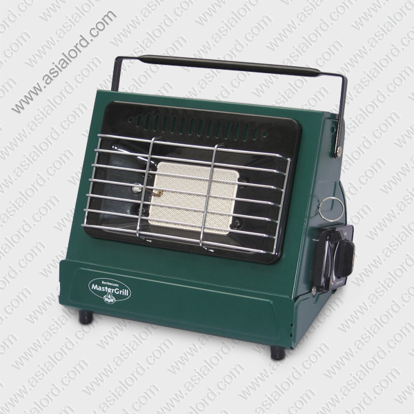2015 Latest Compact Size Table Top Gas Heater With Overheat Protection Function