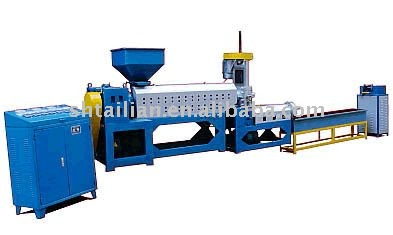 PE/PP Film Recycling Machine