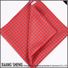 Popular Fashion Custom Wholesale Handkerchief 100% Polyester