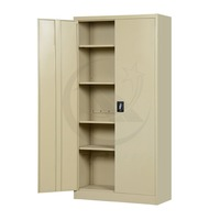 Double door wood filing cabinets Seed storage cabinet