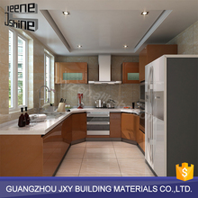 China wholesale customized made modern simple design paint kitchen cabinet