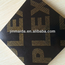 18mm thick black/brown film faced Waterproof Construction Plywood/Film Faced Plywood/Shuttering Plywood sheet prices