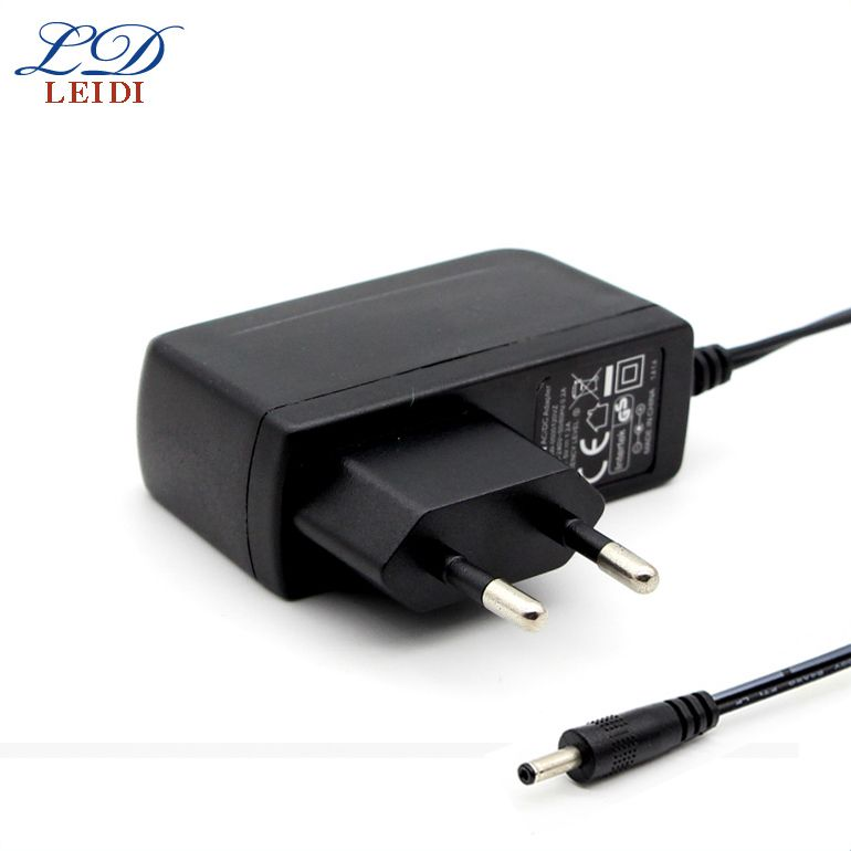 Power Adapter Input 100 240V Ac 50/60Hz 5V 150Ma Plug In Wall Ac/Dc Power Adapter