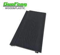 Outdoor plastic wood composite laminated wpc exterior wall panels