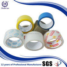 80 Meter 66 Meters 1000 Meters Advertising Packing Tape Bopp Low Noise Tape