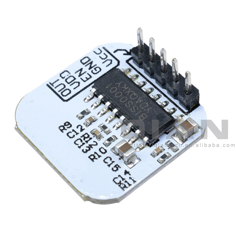 5V DC Microwave Radar <strong>Sensor</strong> 10M 180 Degree Angle Detection Human intelligent <strong>sensor</strong> switch Radar Module BISS0001