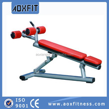 Life Fitness Gym Equipment AX9840 Adjustable Abdominal Bench for Body Solid