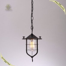 The old ship light E27 industrial loft retro chandelier, pendant light in zhongshan