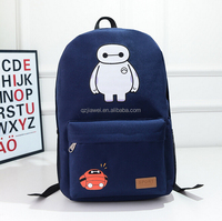 China Supplier Name Brand Funky child School backpack Bag hot sale in UAE