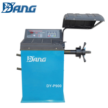 DY-P900 High Performance used motorcycle wheel balancing weight machine