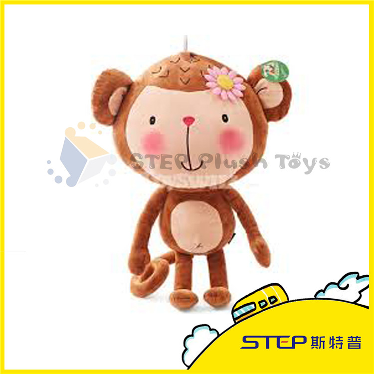 China Wholesale Stuffed Animal Customized Stuffed & Plush Cute Monkey Soft Toy