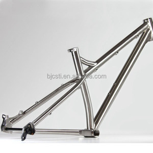 New design 29er titanium mountain bike frame with great price