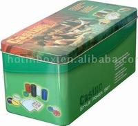 2015 Pill packaging tin Case