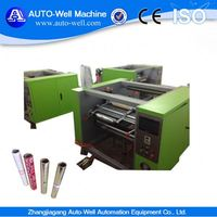 Beijing low price pe slitting rewinding machine