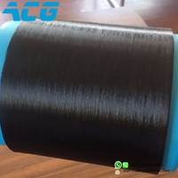 75D conductive carbon fiber yarn for knitting