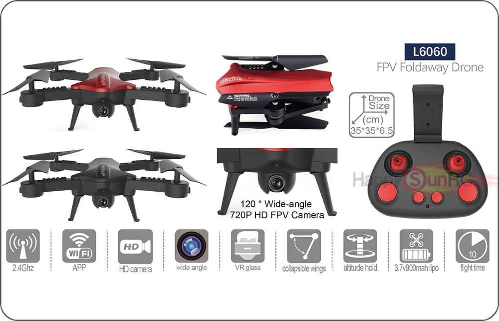 China suppliers wide-angle large four axis foldable drone camera with WiFI