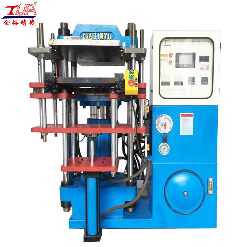 silicone keychain vulcanizing machine press