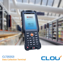 CLOU Android 5.1 handheld with RFID reader and barcode reader