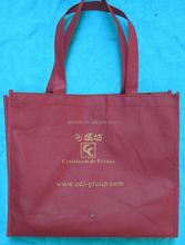 custom cheap wholesale printing carrying non woven promotional bag