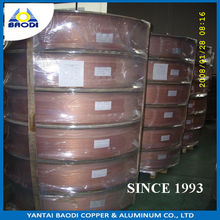 DHP thick wall china manufacturer copper pipe price per kg