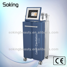 Latest design fitness lipo laser vacuum and ultrasound cavitation equipment