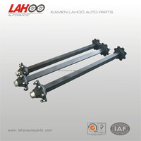 Agricultural Trailer Axle And Wheels For Farm Use