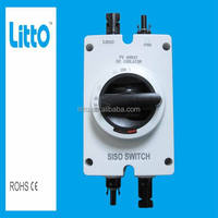 IP66 Electric Waterproof Switch Box 1000V 32A