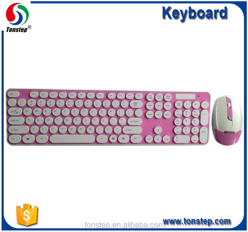 Hot 2.4 G wireless mini keyboard with mini Air mouse combo for sale