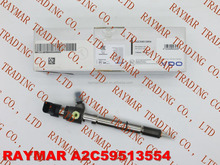 SIEMENS VDO GENUINE Common rail fuel injector A2C59513554, 5WS40539 for VW, AUDI 03L130277B, 03L130277S