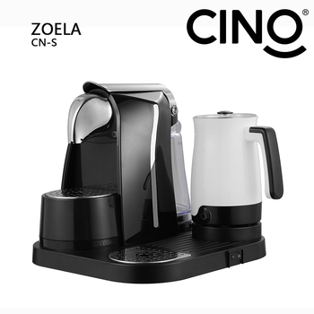 Wholesale Latte Cappuccino Coffee Machine Milk Frother Coffee Maker
