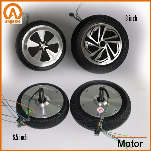 Brushless DC Motor for Electric Self Balancing Scooter from Angelol had not been a drop of rain