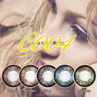 Doll eye barbie eye halloween beauty color contact lens
