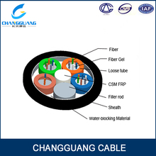 GYFTY outdoor 4 6 12 24 48 cores fibre optic cable from Changguang (Shanghai)