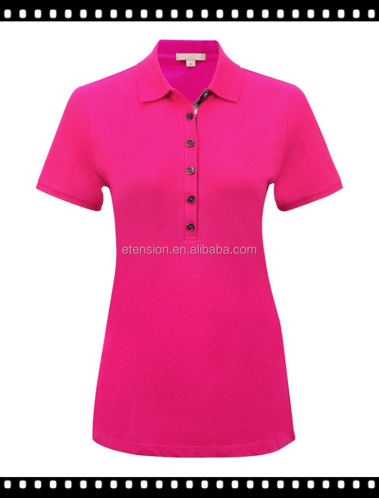 2016 new style plain ladies office uniform design buy for Office uniform design 2016