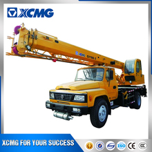2017 XCMG QY8B.5 8ton used truck crane small mobile cranes for sale