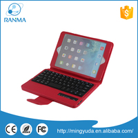 Portable 7.9 inch pu leather tablet keyboard case for ipad mini 2/3/4