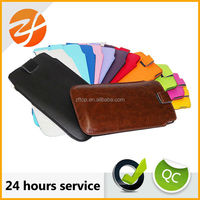 OEM design Hot selling universal leather case for mobile phone,mobile phone accessories