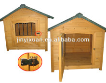 A- frame Backyard Wooden Dog Kennel for Sale